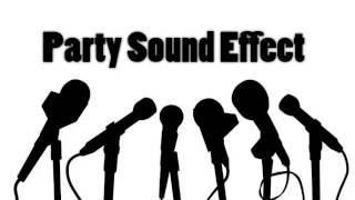 Party Sound Effect ( 200 People ) - Free Sound Effects
