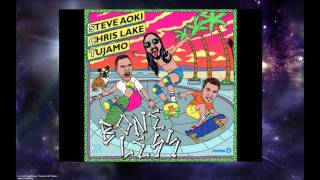 Steve Aoki, Chris Lake Feat  Tujamo  - Soooo Freakin (Extended Mix)