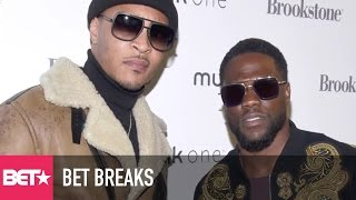 Kevin Hart and T.I. Collab On Line Of Headphones