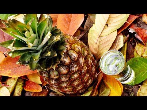 Самогон из ананасового сока - Топаче photo