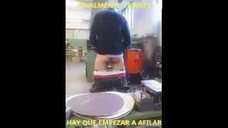 AFILANDO PARA EL VIERNES