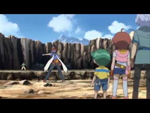 Beyblade Metal Masters Episode 2 The Persistent Ch