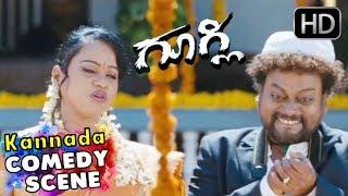 Sadhu Kokila clicking photo | Googly kannada movie | Kannada comedy scenes 20 |Yash,Kruthi Karabanda