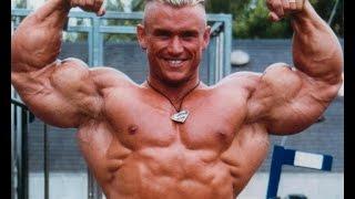 Star of Bodybuilding - Lee Priest 22 Inch Arms - Big Biceps