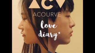 어쿠루브 (Acourve) - Over & Over (Feat. 피터팬, Fascy) (Lyrics and English Translation)