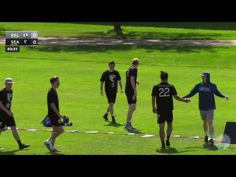Video Thumbnail: 2019 U.S. Open Club Championships, Men's Semifinal: Raleigh Ring of Fire vs. Seattle Sockeye