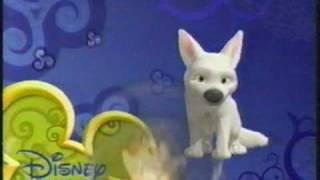 Disney Channel Ident - Bolt III