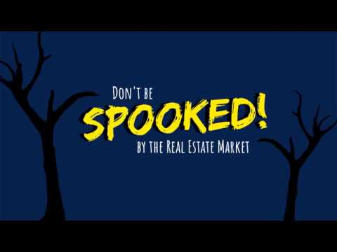 Don't Be Spooked by the Real Estate Market | Teresa Ryan | Ryan Hill Group