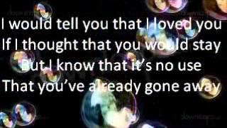 Boys Dont Cry- Lyrics- Peter Punk