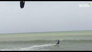 Trophée Moulay El Hassan de kitesurf : Les riders s'expriment sur le merveilleux spot de Dakhla