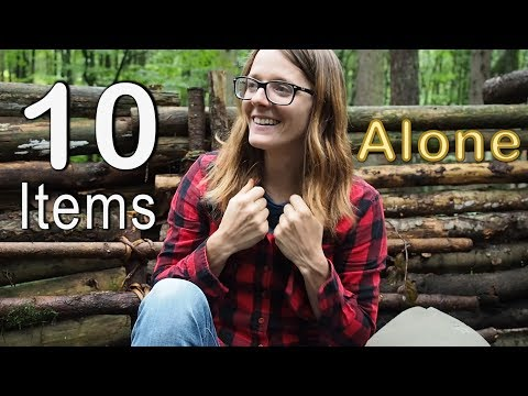 10 Items Survival Lilly would bring on Alone