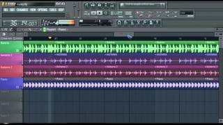 La Cuenta Regresiva Beat Funky Rap 2016 +FLP GRATIS USO LIBRE BY ALEX EMPIRE MUSIC