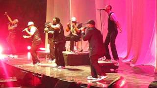 """Naturally 7 - """"In the Air Tonight"""" cover - Houston 7/16/2010"""