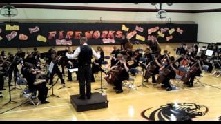 PT Spring Orchestra Concert - La Rejouissance - Handel