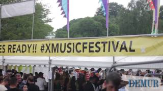 Stormzy, NVOY & Rene LaVice at X Music Festival