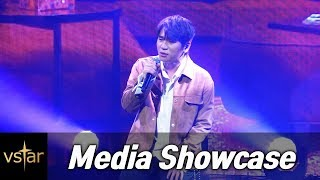K.WILL(케이윌) 'Fall In Love' 라이브 @데뷔 10주년 컴백 쇼케이스(Showcase)