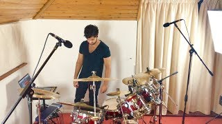 Barking - Ramz Drum Cover - #45 Brush