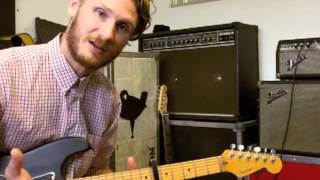 How to play Like an Avalanche - Hillsong United - Timon Klein width=