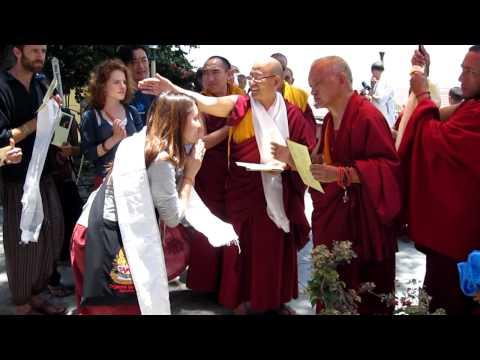 Meeting Lama Zopa Rinpoche