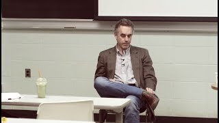 Jordan Peterson - Are You Depressed? Or Low In The Dominance Hierarchy?