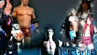 TNA AJ Styles 3rd Theme (Phenomenal Intro)