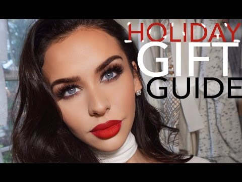 HOLIDAY GIFT GUIDE 2015 | Carli Bybel