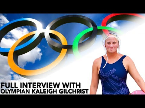 Olympian KALEIGH GILCHRIST | Full Interview
