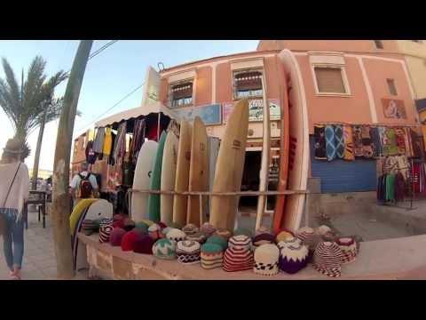 Student Surf trip Morocco 2013 (Go pro HD)