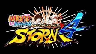 Naruto Storm 4 character select screen music