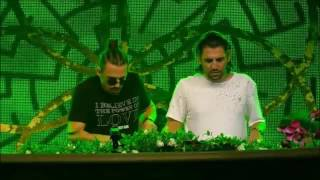 Dimitri Vegas y Like Mike (la gasolina) Tomorrowland