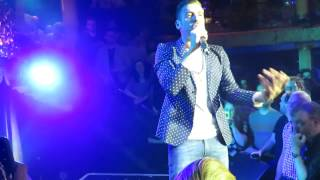 Francesco Gabbani -  Amen - Eurovision Party - London 2/04/2017