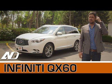 Infiniti QX60 - La compra lógica entre SUV's