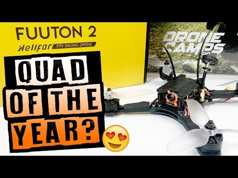 HELIFAR FUUTON 2 - QUAD OF THE YEAR? - FLIES ON RAILS! - FULL REVIEW