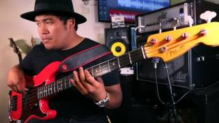 Still Feel Like Your Man - John Mayer (Bass Cover) Pino Palladino Bass®