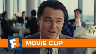 """The Wolf of Wall Street """"Forget the Clients"""" Clip 