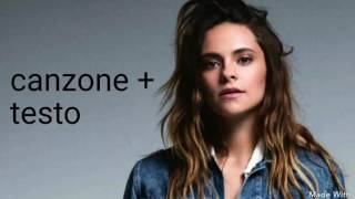 Francesca Michielin - Vulcano - Lyrics/Testo