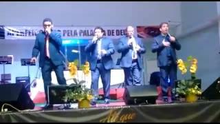 """Quarteto Gileade - """"Nova Jerusalém"""" na Igreja Batista do Rio de Janeiro"""