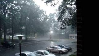 Huge Thunder Claps