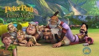 Peter Pan Funny Videos Part1 | Best Cartoon Videos | Kids cartoon