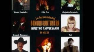 Sonora Santanera y Tania Libertad - Amor de Cabaret
