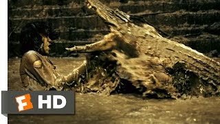 Ong Bak 2 (1/10) Movie CLIP - Crocodile Fight (2008) HD