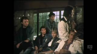 Countdown (Australia)- Molly Meldrum Interviews Dire Straits- March 27, 1983- Part 5