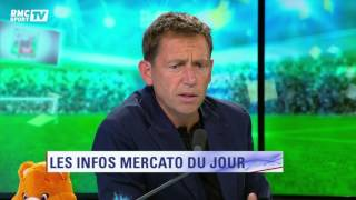 """La réponse de Daniel Riolo à """"l'attaque"""" de Mathieu Valbuena"""