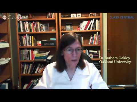 Prof. Barbara Oakley on Learning: Start Tiny