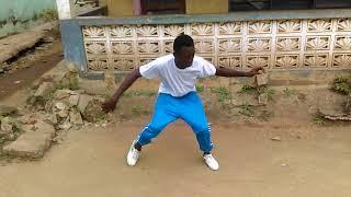 Allo Dancers dance to Ebony Hustle...