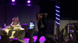 Yelawolf - Daylight Live at Harley Davidson Greenville SC 04/28/17