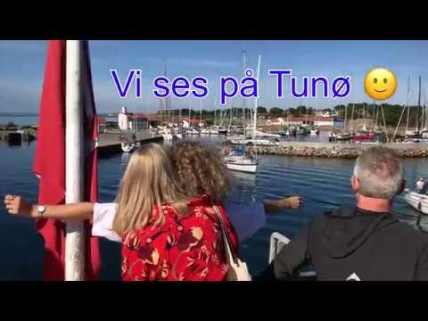 Turen går til Tunø