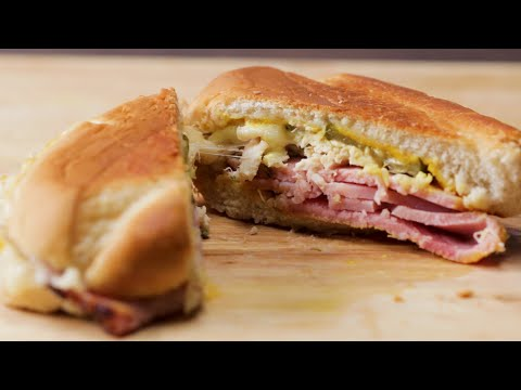 Sheet Pan Cuban Sandwich ? Tasty