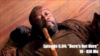 The Walking Dead - Season 6 OST - 6.04 - 10: Kill Me