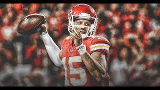 Patrick Mahomes 2018-2019 Season Highlights MVP [ROBBERY-Juice Wrld]! HD